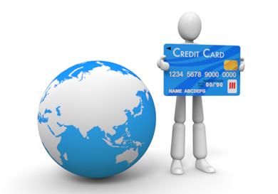 クレジットカード,海外,キャッシング