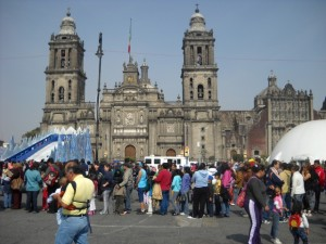 メキシコ、メキシコシティ
