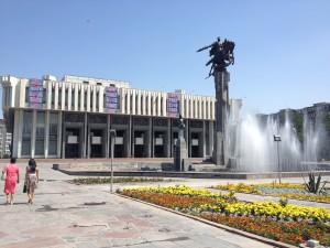中央アジアへ行く際のお金に関する注意