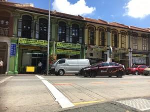 シンガポール,アラブストリート,両替商,トラブル