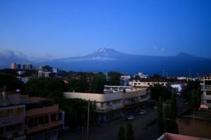 タンザニアの首都ダルエスサラー...