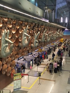 インドのデリー国際空港で両替した時のトラブル