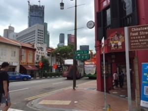 シンガポールの両替所でおきたトラブル