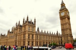 家族3人で行くイギリスのんびり滞在旅行