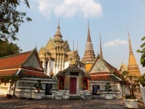妻と二人でタイの主要4都市を訪れる旅