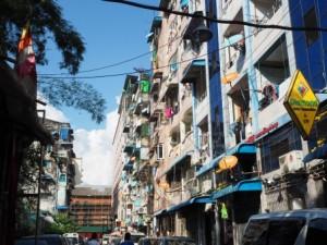 ミャンマー・ヤンゴンでの命懸けの外貨両替