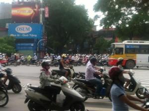 ベトナム・ハノイで外貨通貨両替トラブル