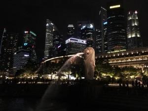見どころいっぱいのシンガポール旅行に大満足
