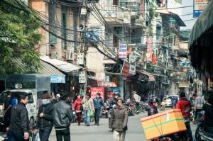 ベトナム、ハノイのホテルで外貨両替しようとした時のトラブル