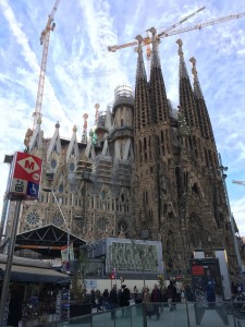 観光も食も大満足!なバルセロナ旅行