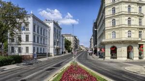 ウィーンの街中にある両替所で起こったトラブル