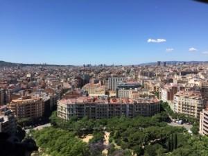 建築とアートとバルの街、バルセロナ旅行