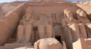 初めての家族で行くエジプト旅行