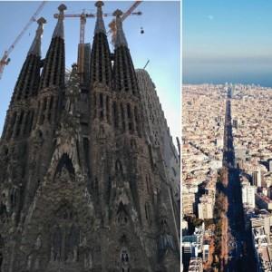 女子3人でツアー使わずバルセロナ旅行