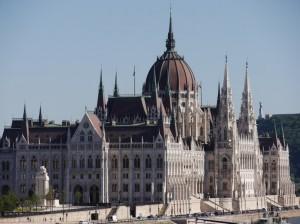ドナウの真珠と言われるハンガリーの首都ブダペスト旅行