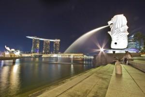 シンガポール国内で外貨交換を行った時のトラブル