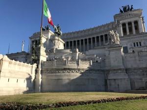 イタリアのローマでパスポート紛失