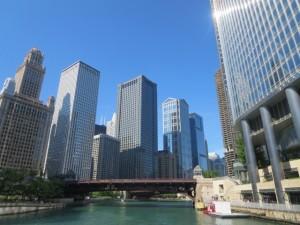シカゴの街中で両替をしようとした時のトラブル