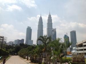 初めての海外旅行!マレーシアへ!