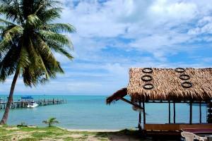 タイのリゾートサムイ島でまったり過ごす